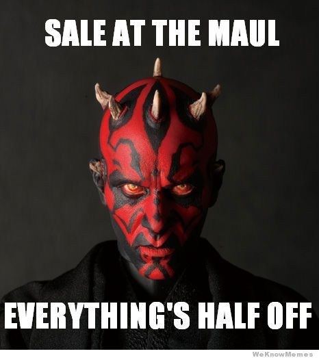 memehunter:  Sale At The Mall http://memehunter.tumblr.com