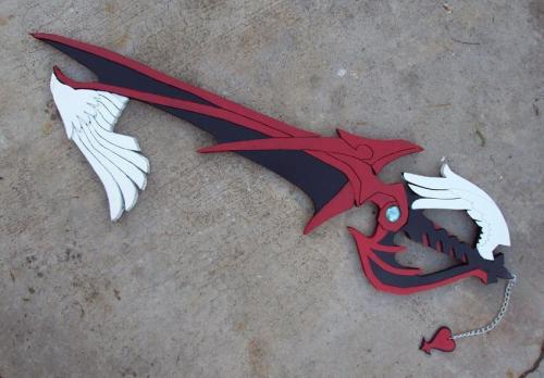 Keyblades i found on Ebay