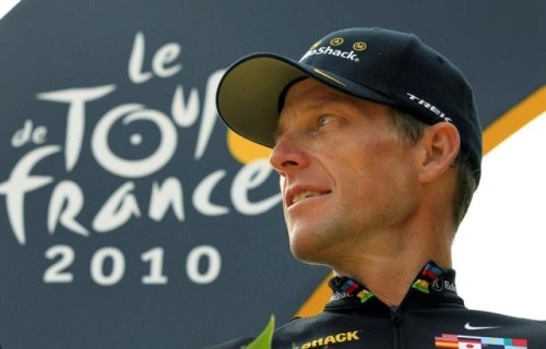 Lance Armstrong will face formal doping charges Say nope to dope: The US Anti-Doping Agency—yes, that's what it's called—confirmed today that it's going to file formal doping charges against Lance Armstrong. The agency says that Armstrong used performance enhancing drugs between 1999 and 2005 (you know, when he was winning the Tour de France every year). He's consistently denied the allegations, and so the case will move to arbitration (Photo credit: AP). source Follow ShortFormBlog: Tumblr, Twitter, Facebook