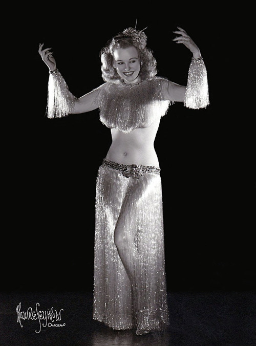 burleskateer:  Janice Miller Sister to Betty Miller..