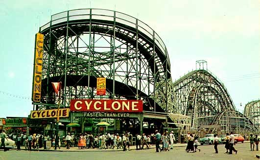 Happy 85th birthday to Coney Island's famedCyclone! For those who aren't familiar with the Cyclone, it's a historic wooden rollercoaster in Brooklyn that is considered to be the father of America's rollercoaster revolution! To kick off the celebration this Saturday, Luna Park will pay homage to the Cyclone's 1927 debut by offering guests the chance to ride the coaster for just 25 cents (the same price it was 85 years ago) for the first 85 minutes of the event! And of course, there will be plenty of other fun-filled festivities including live music, food, contests, and fireworks on the beach. More Info.