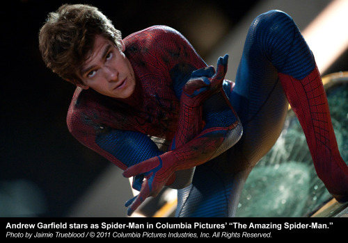"EARLY REVIEW: James review the new ""Amazing Spider-Man,"" out July 3rd.   ""It's as if they lived in a world where a Spider-Man movie didn't already exist, a world where Tobey Maguire was just a racehorse jockey.  This new adaptation takes audiences away from the 2002 film version and erases their memory. Tobey who?"""
