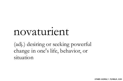 other-wordly:  pronunciation | nO-va-tUr-E-ent  submitted by | awakeningapril submit words | here