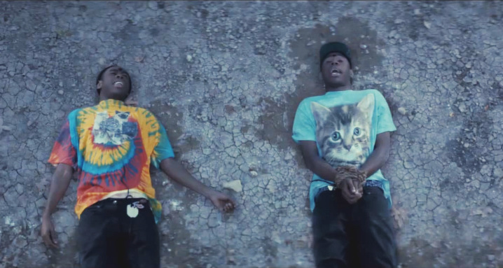 VIDEO: Tyler, The Creator & Domo Genesis - Sam Is Dead