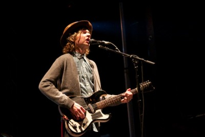 americansongwriter:  Beck's return to NYC, headlining Governors Ball