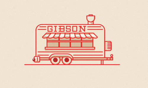 Gibson Concession Trailer - WIP