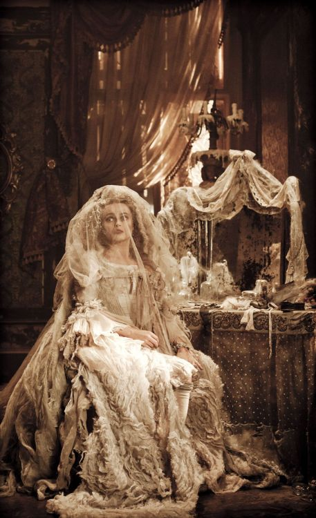 bohemea:  Helena Bonham Carter in Great Expectations