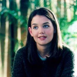 That's my girl! So many props to Katie Holmes/Joey Potter for finally leaving Tom Cruise. via