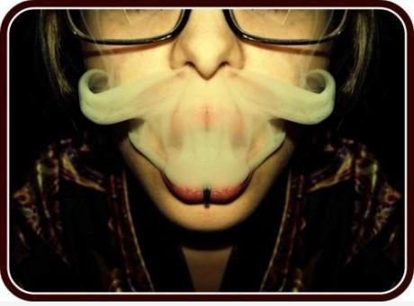 I can French Inhale…But 'Cant do this. Ugh. My Jealousy<3