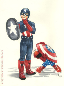 Captain America finds a new Bucky..