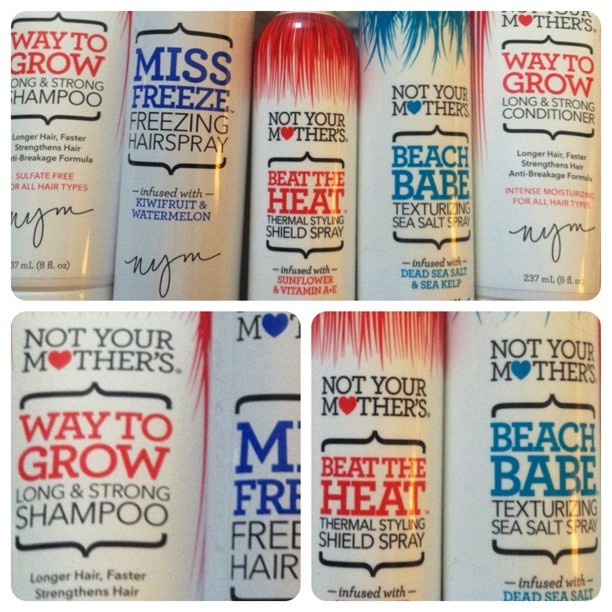 @nymbrands patriotic lineup #4thofJuly (Taken with Instagram)