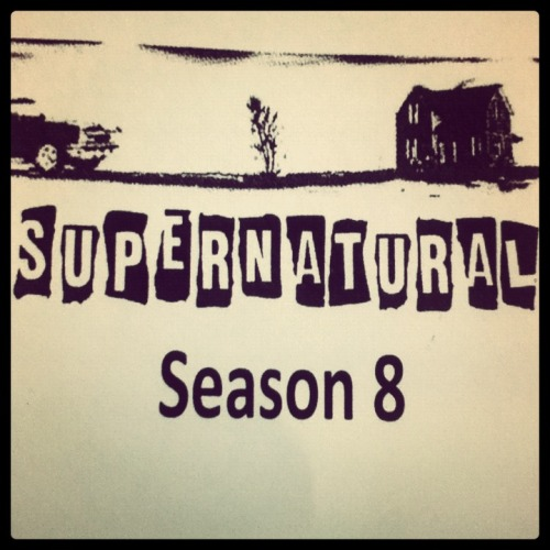 cw-supernatural:  Supernatural premieres Wednesday, Oct. 3!