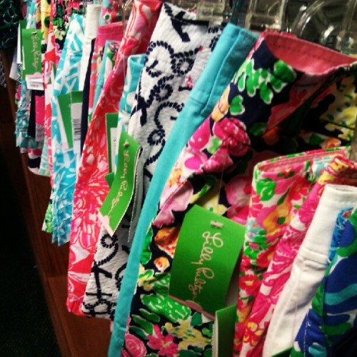 asailorswish:  Went to the Country Classics store and spotted some Lilly! :)