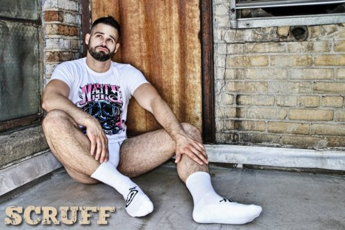 guysthatgetmehard:  hottie in socks
