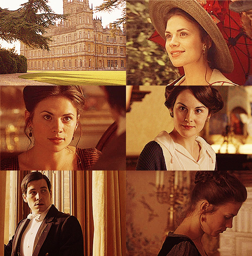 guest starring ✦ hayley atwell on downton abbey↳ thomas's sister, victoria, pays visit to the man to inform him of a lost loved one back home. meanwhile, it seems victoria has an even more devious mind than her brother.