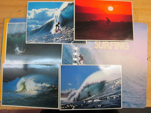 Some surfing pictures found in Surfing: Hawaii's Gifts to the World of Sports at Books On View.