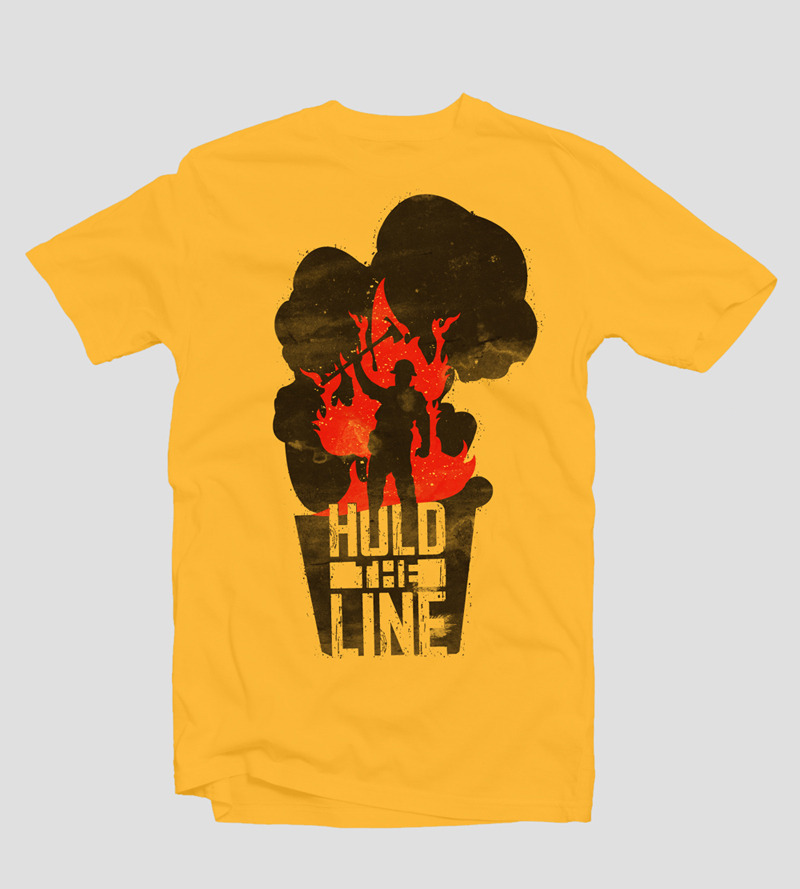 Wild Fire Tees: profits go to Colorado relief efforts