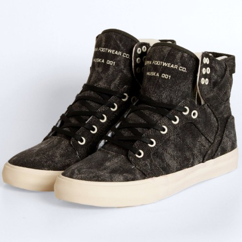 For Sale on eBay (Click Image):~Brand New Supra Skytop Distressed Canvas US9.5> Looking for $90 shipped in the US.