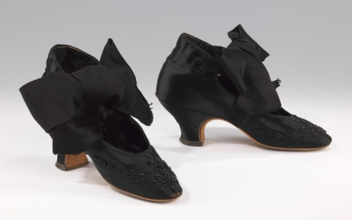 Shoes 1875-1885 The Metropolitan Museum of Art