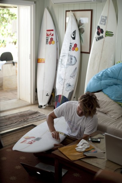Dane Reynolds - Quiksilver Europe