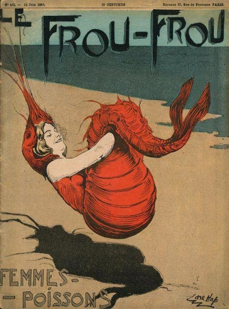 mirrormaskcamera:  langoustine (via People, books and other forms of life - Curiosity killed the cat)