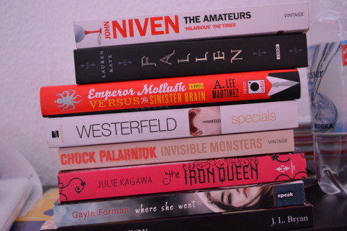 Book haul for July