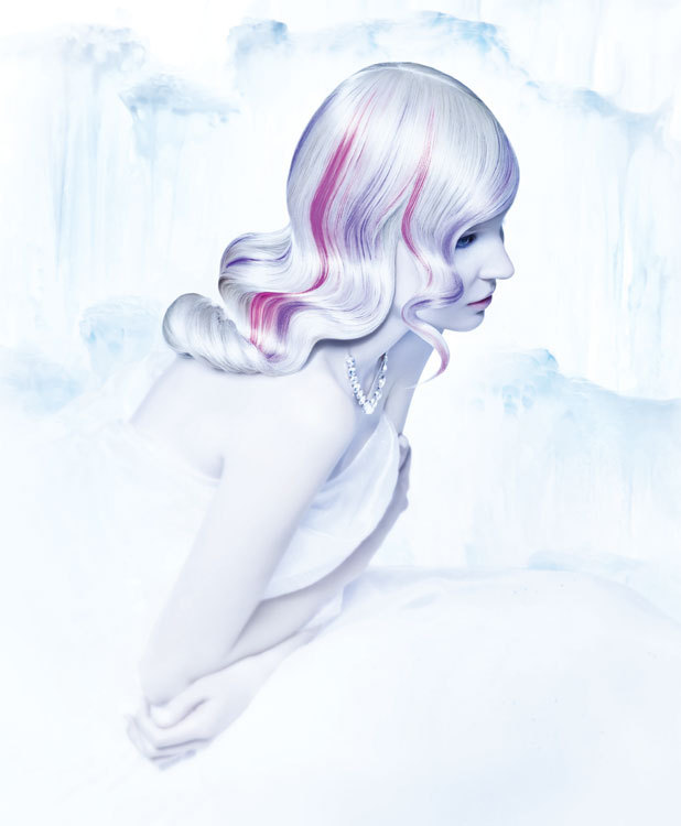 (via Ice Queens) Cut and style: Charlie PriceColor: Amie Breckenridge GoltzPhotography: Zuzanna AudetteMake-up: Michael Chapman