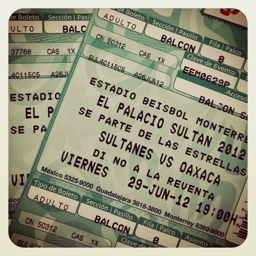 Los Sultanes! (Taken with Instagram)