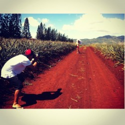 #action #behindthescenes #420hunnys #2013 #calendar #hawaii #northshore #pretty @kanoad @babyjoyjoy  (Taken with Instagram)