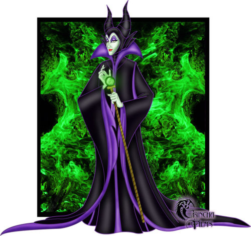 Disney Villains: Maleficent by ~Grincha Maleficent is the absolute best of the Disney villains and one of my fave characters.