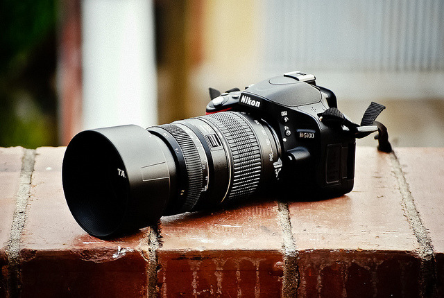 cameracadets:  Nikon D5100 & Tamron 70-300 by Blackstare on Flickr.