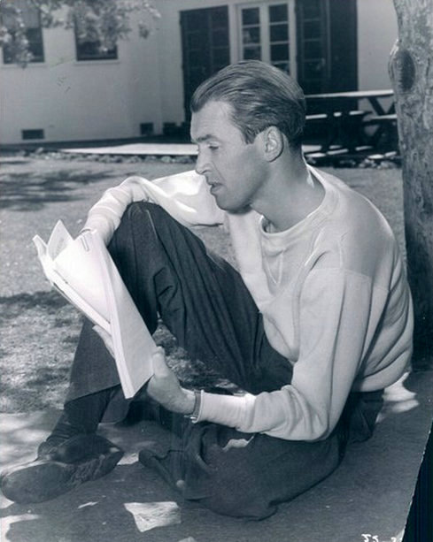 jamesmstewart:  Jimmy Stewart, 1946