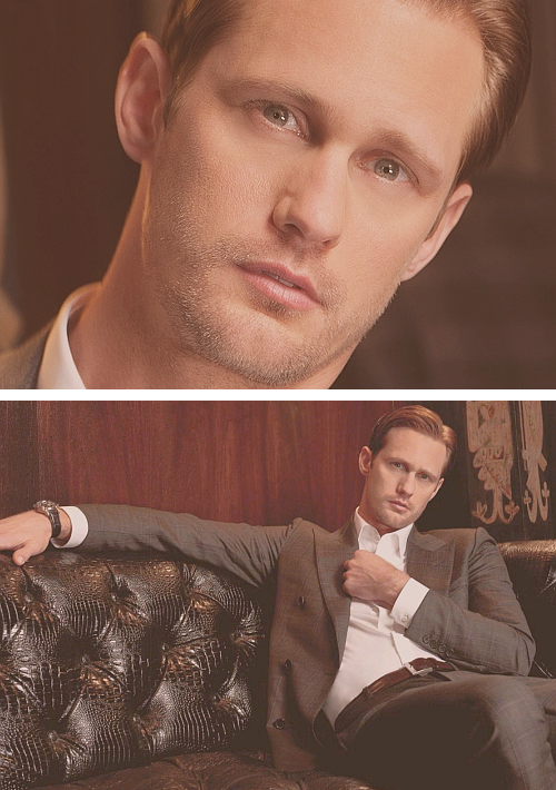 shonnia21:  Alexander Skarsgard The Sunday Telegraph UK Seven Magazine