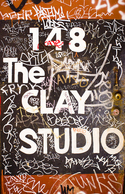 inselfwetrust:  The Clay Studio