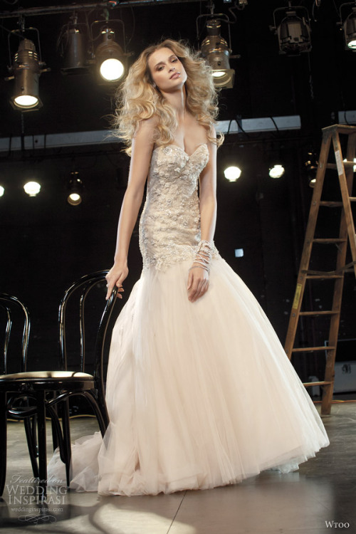 helloweddingdiary:  Wtoo Brides Fall 2012 collection