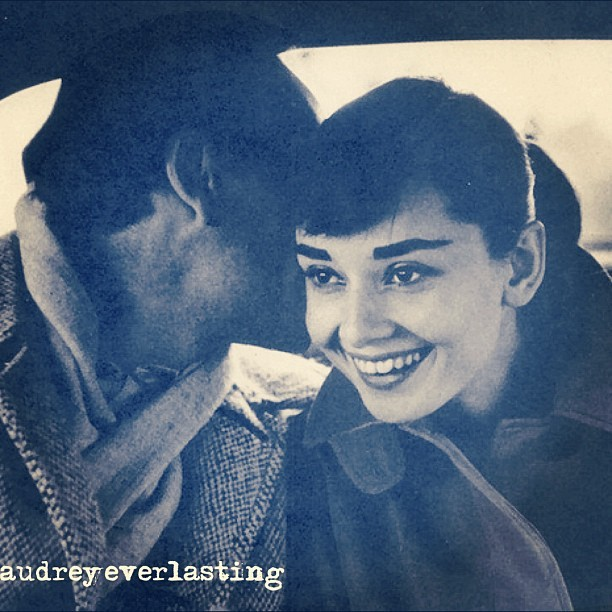 #audrey #audreyhepburn #audreyeverlasting #photography #pretty #icon #original #style #stunning #fashion #gorgeous #love #beautiful #model  (Taken with Instagram)