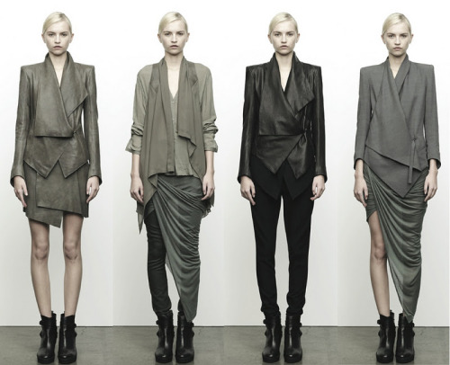 swag00u:  THIS IS THE FUTURE JANET, I LOVE THIS! HELMUT LANG 2012