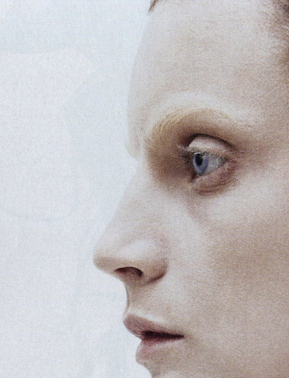 Make Me A Monster Guinevere Van Seenus by Daniel Jackson for Dazed & Confused October 2009