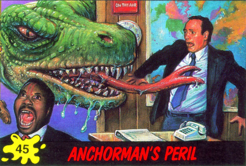 Anchorman's Peril