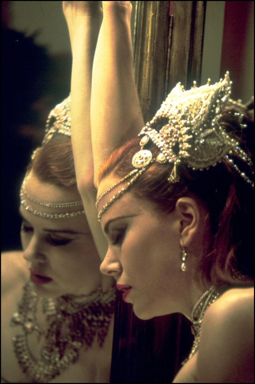 bohemea:  Nicole Kidman in Moulin Rouge
