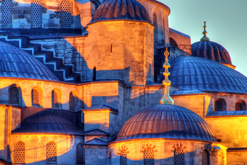 [Flickr] Blue Mosque.