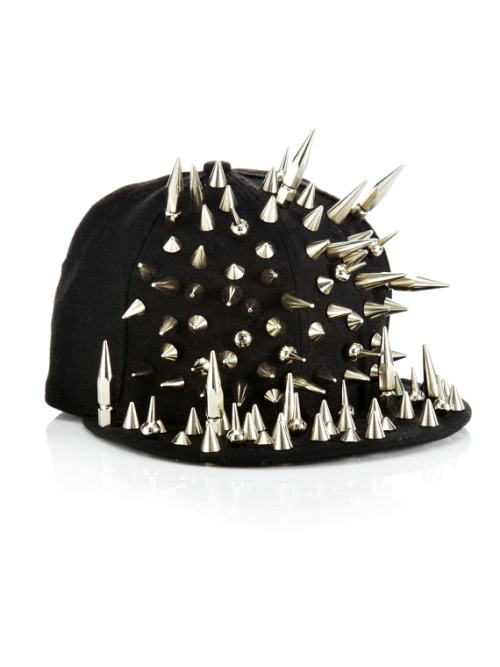 NEW ERA | Spiked Cap. Can't get enough of spikes? Wanna have one of this? Click here.