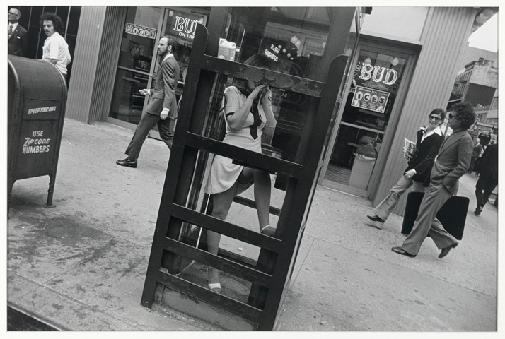 New York City, 1972 By Garry Winogrand