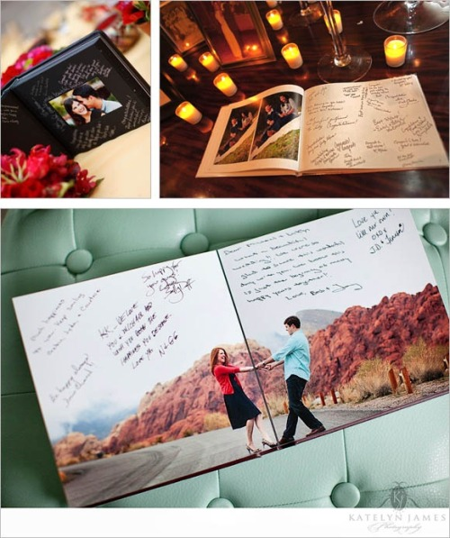 click through for more guestbook ideas!