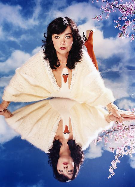 Bjork by David LaChapelle