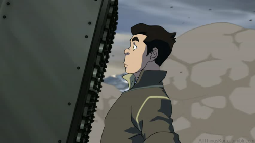allthingskorra:  Bolin's Close call.