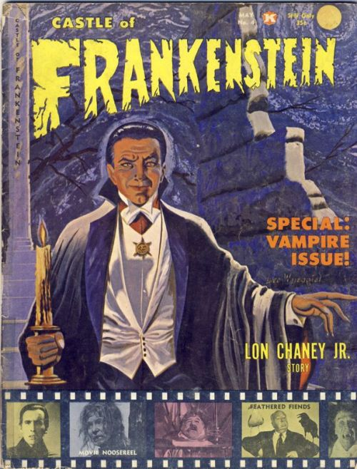 Castle Of Frankenstein #4