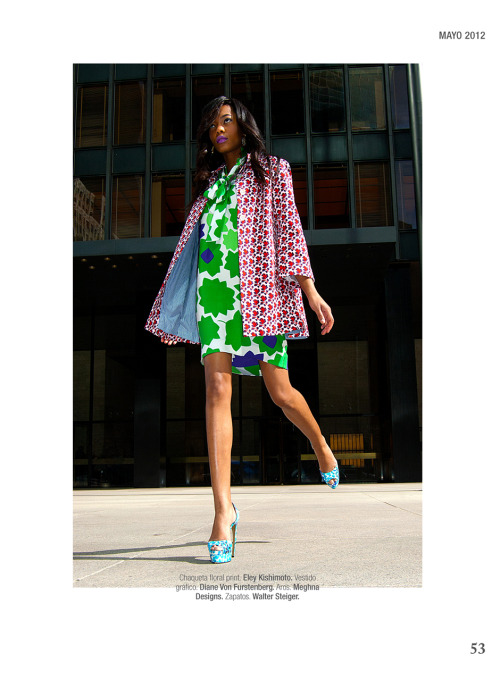 fashionising:  Taking Park Ave. By Storm by Dalton Louis