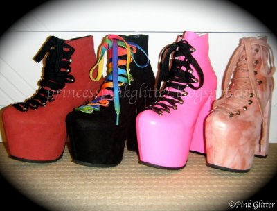 My little UNIF Hellbound Collection Princesspinkglitter.blogspot.com