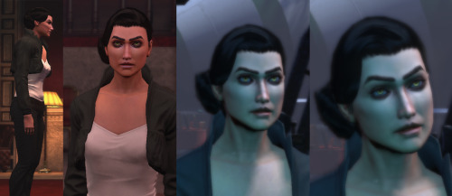 "My character from The Secret World!  Constance ""Stanzi"" Ravensdale, an ass-kicking English gal (who is a Templar!) who wields blood magic and swords woooo."